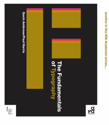 The Fundamentals of Typography 9782940373451