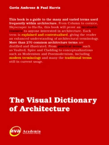 The Visual Dictionary of Architecture 9782940373543