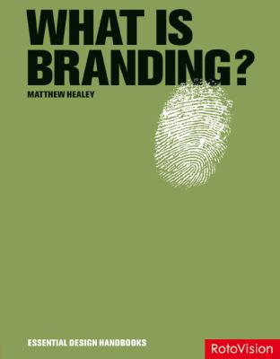 What Is Branding? 9782940361458