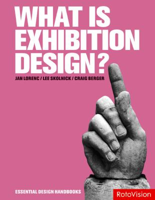 What Is Exhibition Design? 9782940361663
