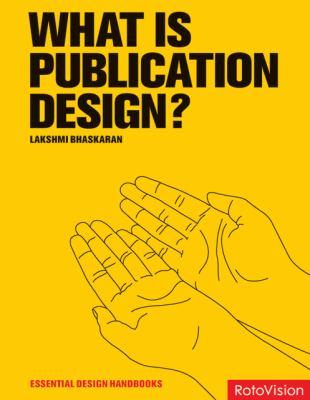What Is Publication Design? 9782940361465