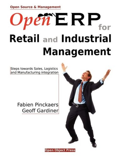 Open Erp for Retail and Industrial Management 9782960087604