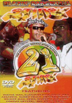 Sting 21: Blazing Dancehall