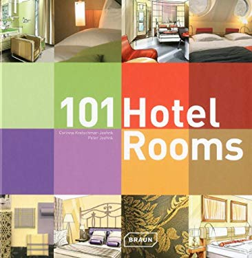 101 Hotel Rooms 9783037680711