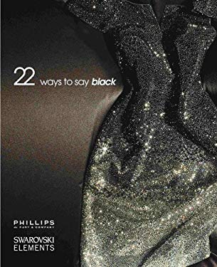 22 Ways to Say Black 9783033023734