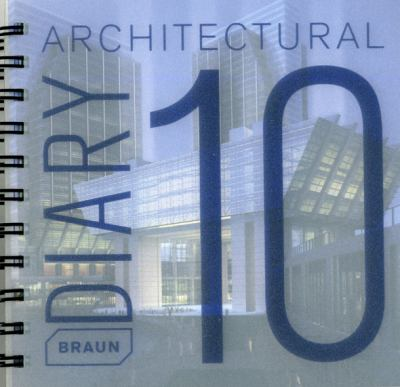 Architectual Diary 10 9783037680193