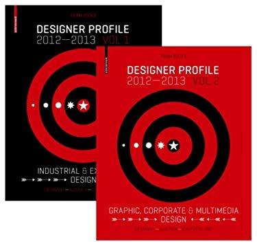 Designer Profile 2 Volume Set 9783034607629
