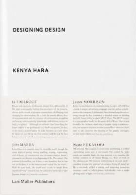 Designing Design 9783037781050