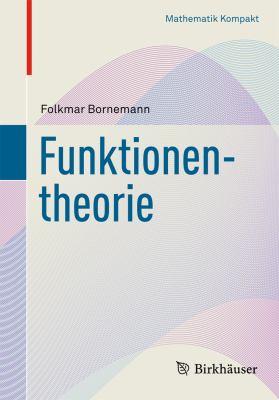 Funktionentheorie 9783034804714