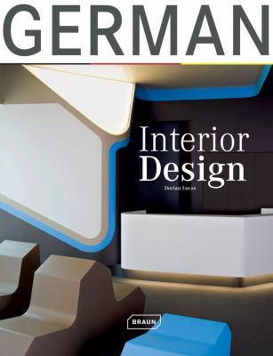 German Interior Design 9783037680537