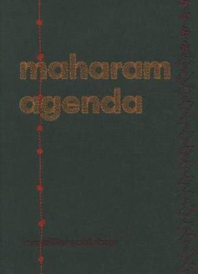 Maharam Agenda 9783037781876