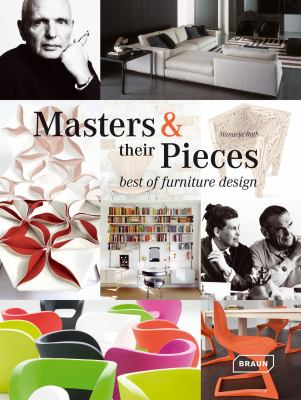 Master + Pieces of Design 9783037680971