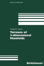 Torsions of 3-dimensional Manifolds 21007869