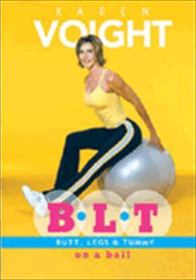 Karen Voight: Butt, Legs & Tummy on a Ball