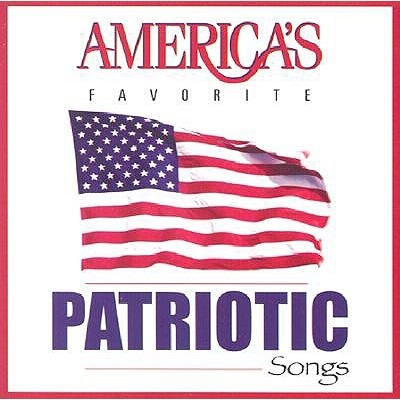 America's Favorite Patriotic Songs 0083061066321
