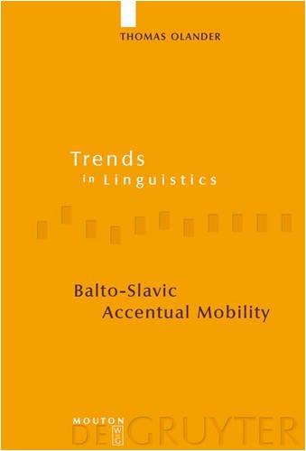 Balto-Slavic Accentual Mobility