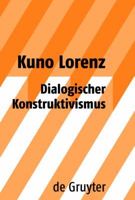 Dialogischer Konstruktivismus 9783110203103
