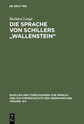 Die Sprache Von Schillers