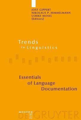 Essentials of Language Documentation 9783110184068