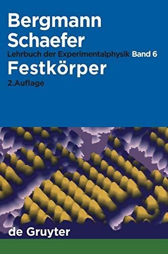 Festk Rper 9783110174854