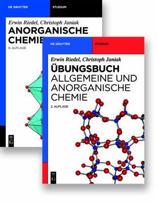 Kombi Anorganische Chemie, 8.A. Und Bungsbuch Allgemeine Und Anorganische Chemie 2.A. 9783110248951