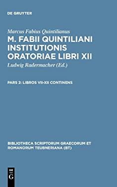 Libros VII-XII Continens 9783111233277
