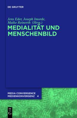 Medialit T Und Menschenbild 9783110275964