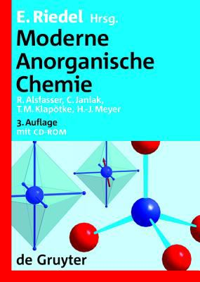 Moderne Anorganische Chemie [With CDROM] 9783110190601
