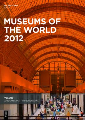 Museums of the World 9783110273779