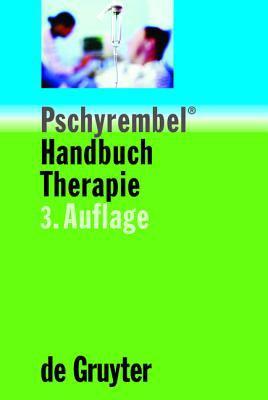 Pschyrembel Handbook Therapy 9783110183054