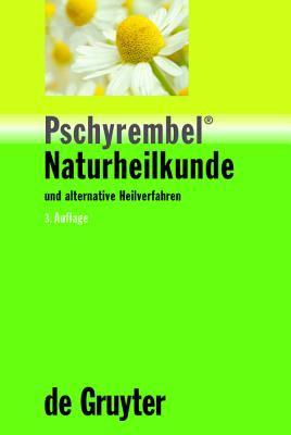 Pschyrembel Naturheilkunde Und Alternative Heilverfahren 9783110185249