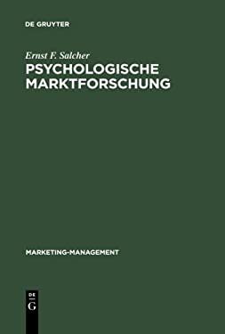 Psychologische Marktforschung 9783110125634