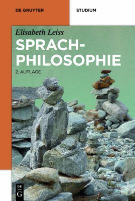 Sprachphilosophie 9783110280234