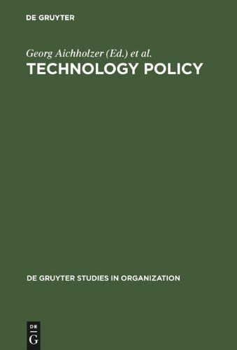 Technology Policy: Towards an Integration of Social and Ecological Concerns 9783110136777