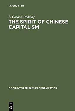The Spirit of Chinese Capitalism 9783110137941