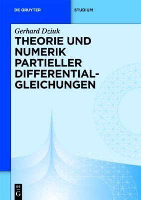 Theorie Und Numerik Partieller Differentialgleichungen 9783110148435
