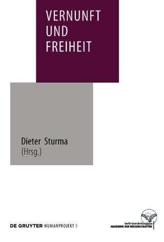 Vernunft Und Freiheit: Zur Praktischen Philosophie Von Julian Nida-R Melin 9783110214994