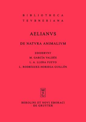 De Natura Animalium 9783110220056