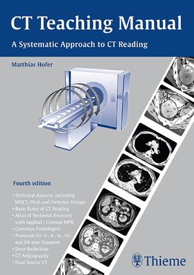 CT Teaching Manual: A Systematic Approach to CT Reading 9783131243546