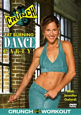 Crunch: Fat Burning Dance Party 0013131280197