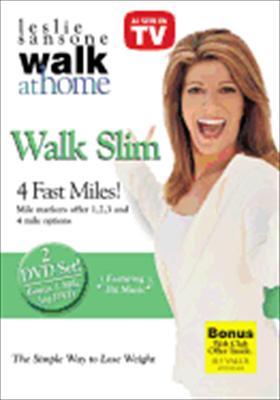 Walk Slim: 4 Fast Miles