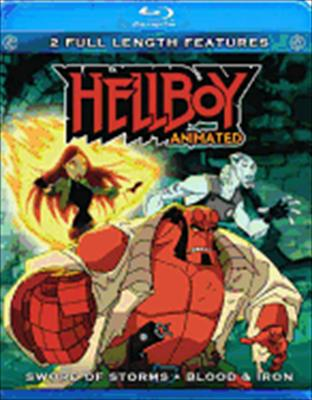 Hellboy: Sword of Storms/Blood & Iron