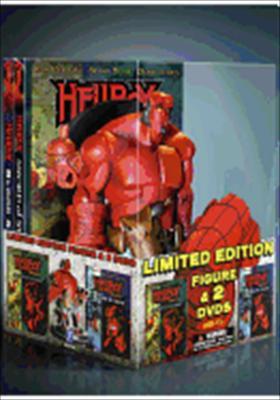 Hellboy Animated Set