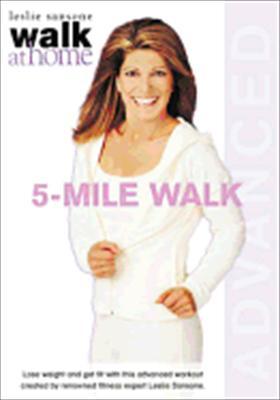 Leslie Sansone: Walk at Home 5 Mile Walk