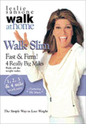 Leslie Sansone: Walk Slim Fast & Firm 4 Really Big Miles