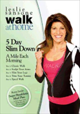 Leslie Sansone: Walk at Home 5 Day Slim Down