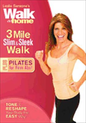 Leslie Sansone: 3 Mile Slim & Sleek Walk Plus Pilates for ABS