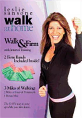 Leslie Sansone: Walk & Firm Kit 2 Toning Bands