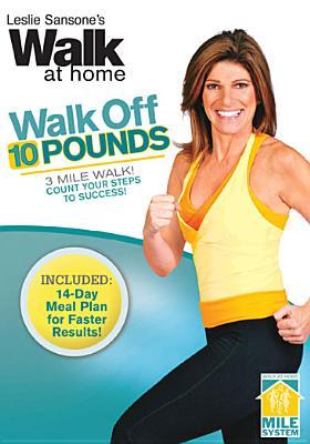 Leslie Sansone: Walk at Home Walk Off 10 Pounds