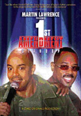 Martin Lawrence: First Amemdment Standup